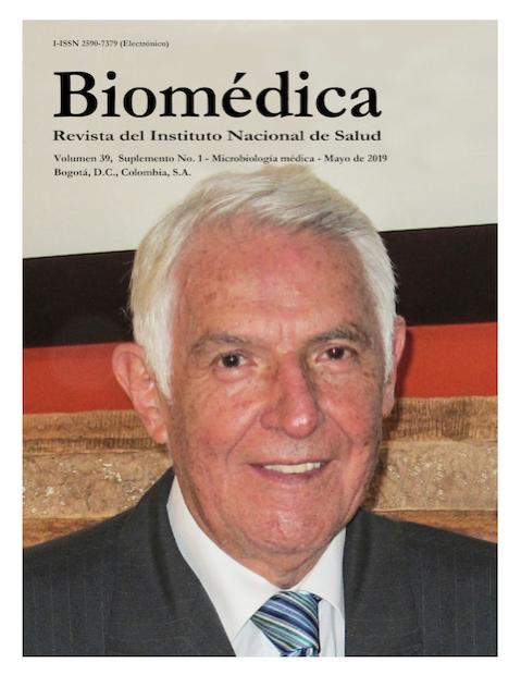 Miguel Antonio Guzmán Urrego,1933-2019 Fundador de la revista Biomédica y miembro de su Comité Editorial Instituto Nacional de Salud Bogotá, D.C., Colombia